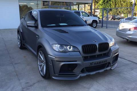 2012 BMW X6 M for sale in Burbank, CA