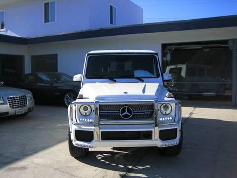 2016 Mercedes-Benz G-Class for sale in Burbank, CA