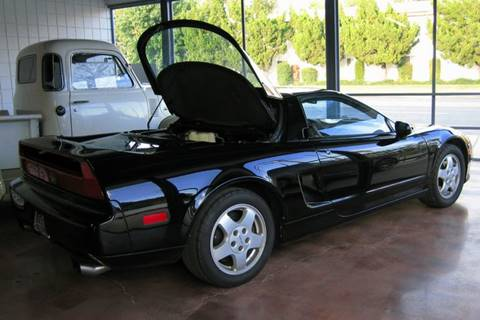 1991 Acura NSX For Sale In Burbank, CA