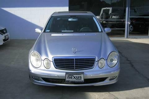 2005 Mercedes-Benz E-Class for sale in Burbank, CA