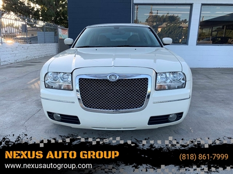 2007 Chrysler 300 Touring for sale at NEXUS AUTO GROUP in Burbank CA