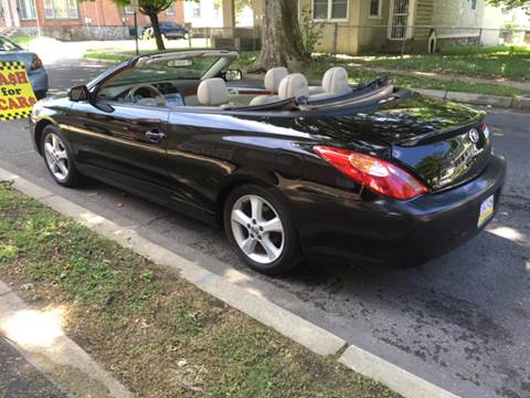 2006 Toyota Camry Solara for sale in Drexel Hill, PA