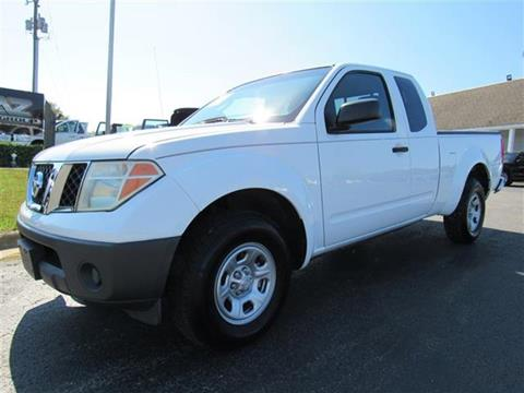 2007 Nissan Frontier for sale in Sanford, NC
