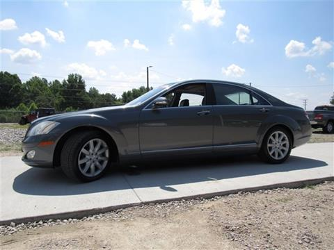 Charming 2007 Mercedes Benz S Class For Sale In Sanford, NC