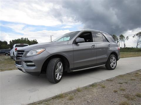 2012 Mercedes Benz M Class For Sale In Sanford, NC