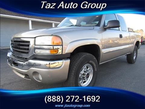 2003 GMC Sierra 2500HD for sale in Sanford, NC