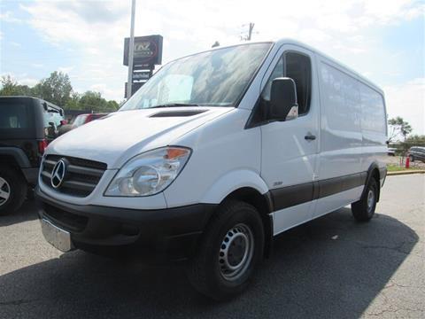 2013 Mercedes-Benz Sprinter Cargo for sale in Sanford, NC
