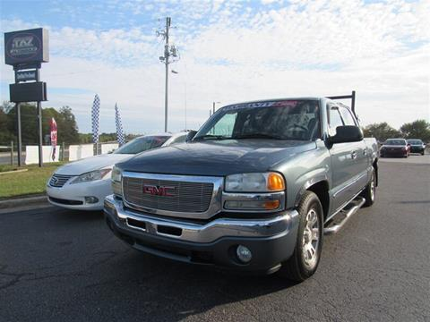 2006 GMC Sierra 1500 for sale in Sanford, NC