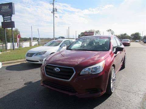 2016 Subaru Legacy for sale in Sanford, NC