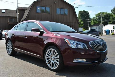 2015 Buick LaCrosse for sale in Falconer, NY