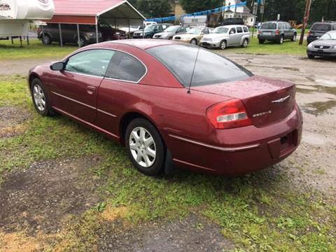 2004 Chrysler Sebring for sale in Falconer NY
