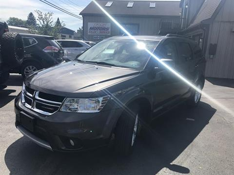 2017 Dodge Journey for sale in Falconer, NY