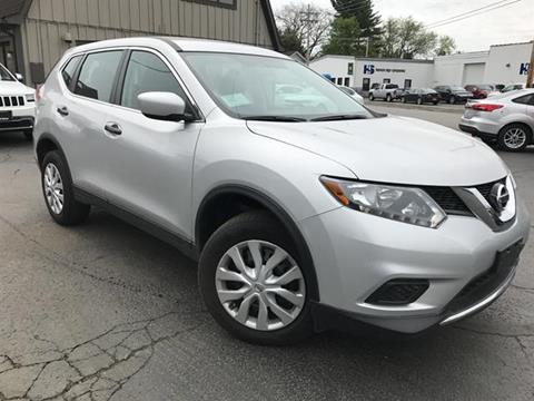 2016 Nissan Rogue for sale in Falconer, NY