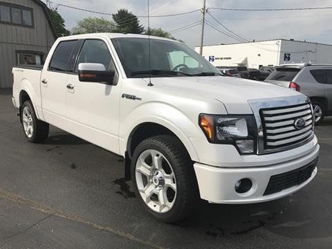 2011 Ford F-150 for sale in Falconer NY