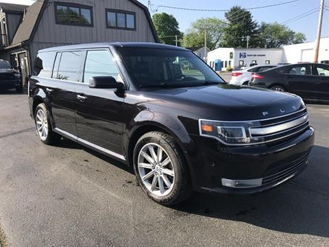 2014 Ford Flex for sale in Falconer NY