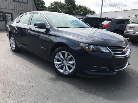 2017 Chevrolet Impala for sale in Falconer, NY