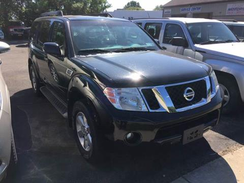 2011 Nissan Pathfinder for sale in Falconer NY