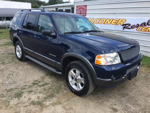 2004 Ford Explorer for sale in Falconer NY