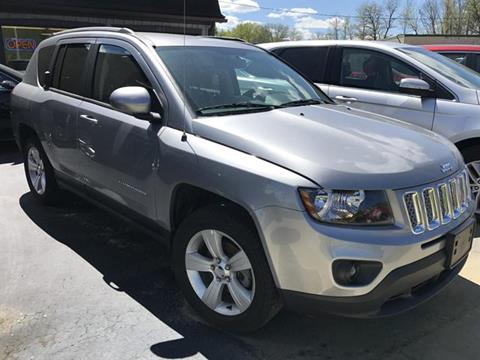 2017 Jeep Compass for sale in Falconer, NY