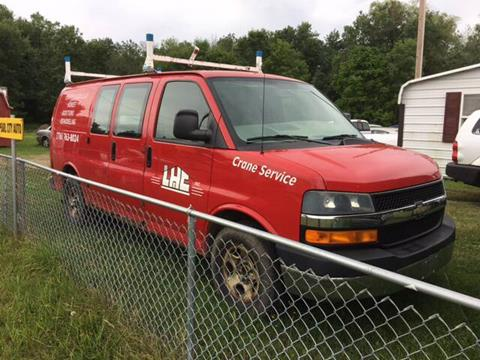 2005 Chevrolet Express Cargo for sale in Falconer, NY