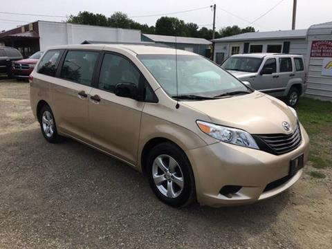 2013 Toyota Sienna for sale in Falconer NY