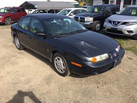 2002 Saturn S-Series for sale in Falconer NY