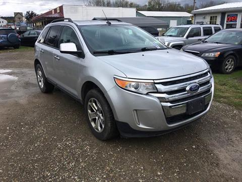 Ford Edge For Sale At Rs Motors In Falconer Ny