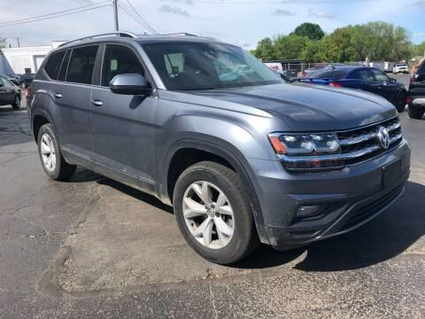 Volkswagen Atlas For Sale in Falconer, NY - RS Motors