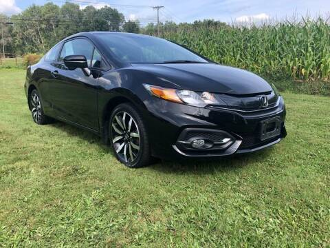 2015 Honda Civic for sale in Falconer, NY
