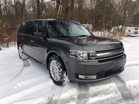 2017 Ford Flex for sale at RS Motors in Falconer NY