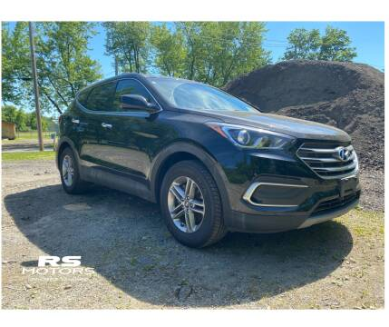 2018 Hyundai Santa Fe Sport for sale at RS Motors in Falconer NY