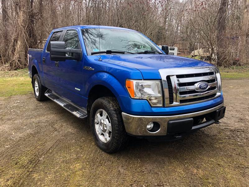2012 Ford F-150 for sale at RS Motors in Falconer NY