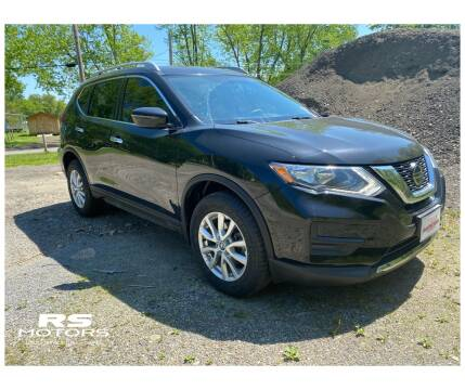 2018 Nissan Rogue SV for sale at RS Motors in Falconer NY