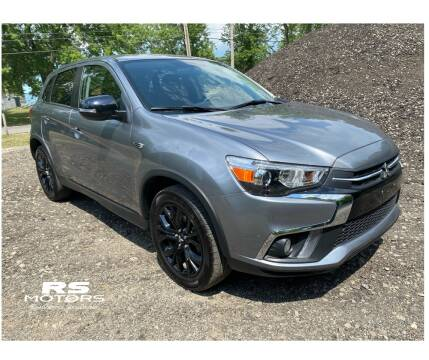 2019 Mitsubishi Outlander Sport for sale at RS Motors in Falconer NY