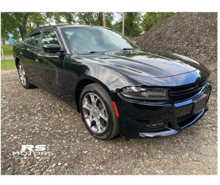 2017 Dodge Charger for sale at RS Motors in Falconer NY