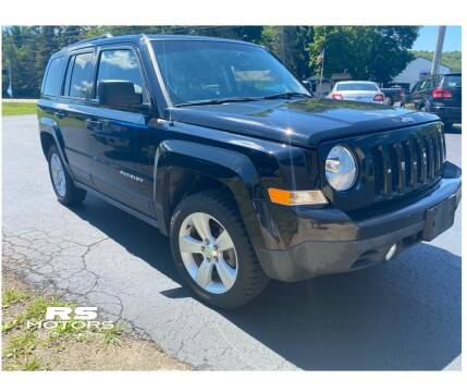 2016 Jeep Patriot for sale at RS Motors in Falconer NY