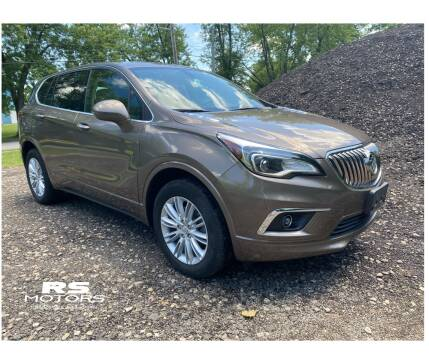 2017 Buick Envision for sale at RS Motors in Falconer NY