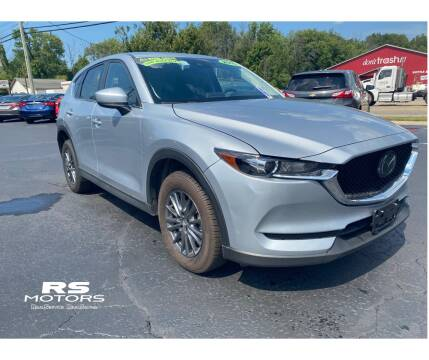 2019 Mazda CX-5 for sale at RS Motors in Falconer NY