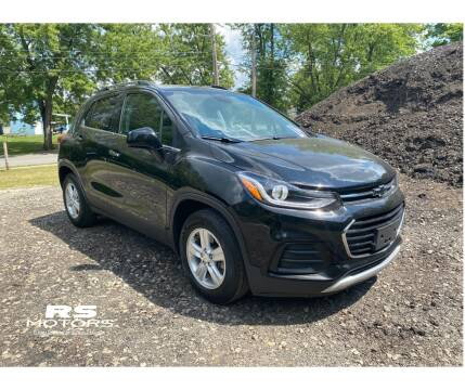 2019 Chevrolet Trax for sale at RS Motors in Falconer NY