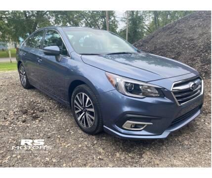 2018 Subaru Legacy for sale at RS Motors in Falconer NY