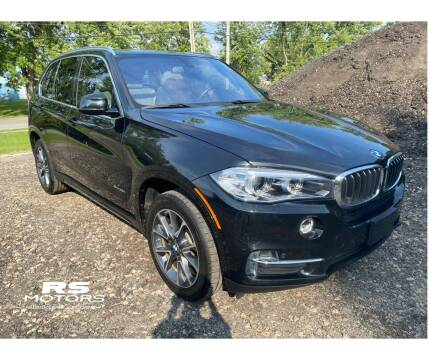 2017 BMW X5 for sale at RS Motors in Falconer NY