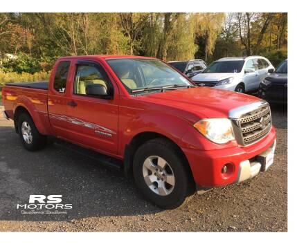 2011 Suzuki Equator for sale at RS Motors in Falconer NY