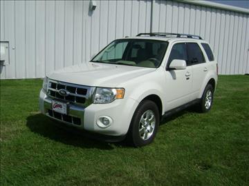 2011 Ford Escape for sale in Washington, IA