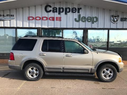 2002 Ford Explorer for sale in Washington IA