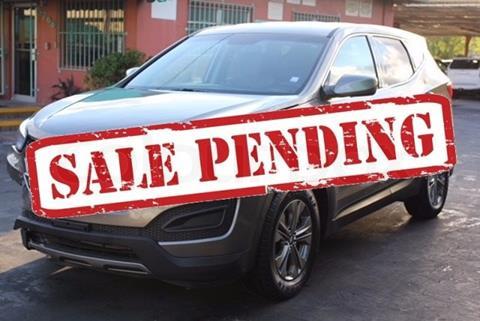 2015 Hyundai Santa Fe Sport for sale in Miami, FL