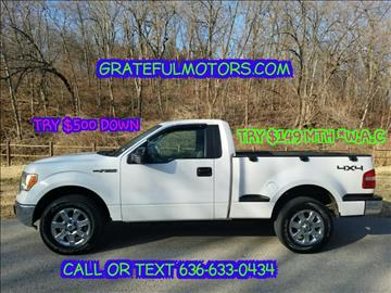 2009 Ford F-150 for sale in Fenton, MO
