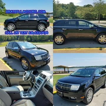 2009 Lincoln MKX for sale in Fenton, MO