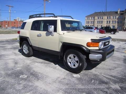 2008 Toyota FJ Cruiser for sale in Springfield, MO