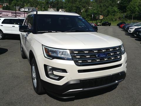 2017 Ford Explorer for sale in White Oak, PA