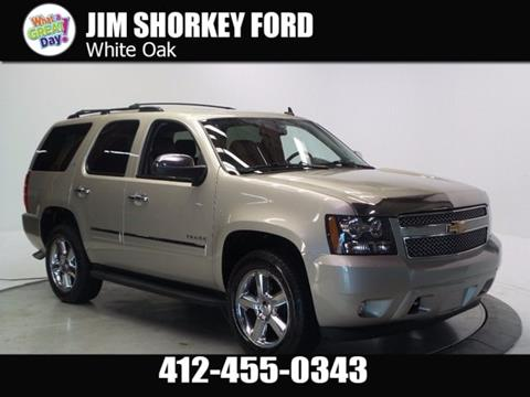 2013 Chevrolet Tahoe for sale in White Oak, PA